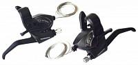 Купить Манетки с тормозной ручкой Shimano Tourney EF41 ESTEF41P6AL., И-0059598