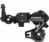 Купить Переключатель задний SHIMANO Tourney, FT35, супер короткая лапка, 6/7скоростей, крепление на петух, ARDFT35AD - СКИДКА 25%., И-0071322