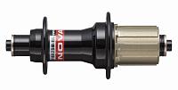 Купить Втулка задняя NOVATEC F482SB-SL-11S, 28H, алюминиевая ось: 10x140x130, D=42.4мм, чёрная, под Shimano 11S, без эксцентрика., И-0067509