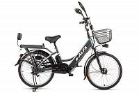Купить Электровелосипед ELTRECO e-ALFA - СКИДКА 17%., И-0050053