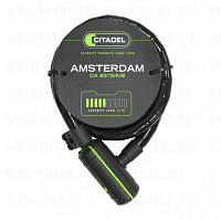Купить Велозамок CITADEL Amsterdam CA 80/15/K/B 730665 - СКИДКА 15%., И-0068711