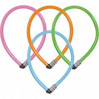 Купить Велозамок ABUS 1100/55 трос с кодом 55см 1/15 цветной., И-0051834