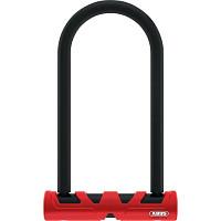 Купить Велозамок ABUS Ultimate 420/170HB 230х100мм, скоба 17мм, ключ, с кронштеном, 1100гр. - СКИДКА 14%., И-0074822