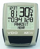 Купить Велокомпьютер VDO X2-DW беспроводной., И-000006697