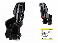 Купить Сидение заднее BELLELLI LOTUS Clamp чёрное для ребёнка весом до 22 кг., И-0054725