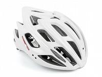 Купить Шлем 8-9001399 спорт. Aero X7-165 16 отв. InMold+EPS/поликарбонат бело-красный 58-62см AUTHOR - СКИДКА 9%., И-0050597