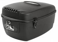 Купить Сумка/бокс 5-122460 на багажн. V=17л пластик пыле/влагозащ. с замком (6) черная M-WAVE - СКИДКА 15%., И-0022051