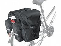 Купить Сумка на багажник ADVENTURE 40, объем: 40л, цвет черный - СКИДКА 14%., И-0055001