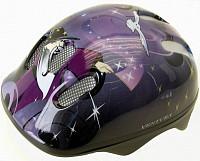Купить Шлем .детский/подростк. 5-731123 с сеточкой 6отв. 52-56см WIZARD/пурпурно-сине-черный (10) VENTURA - СКИДКА 19%., И-000003490