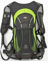 Купить Рюкзак 8-8100272 спорт. TURBO X7 NEW V=6л 430г черно-зеленый + желтый чехол от дождя AUTHOR - СКИДКА 15%., И-0053173