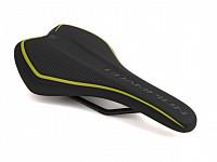 Купить Седло 8-31051008 спорт CHAMPION X8 250х135мм 286г. ультралегкий наполн. (20) черно-неоновое AUTHOR - СКИДКА 19%., И-0055696