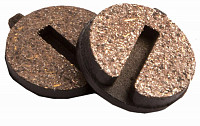 Купить Тормозные колодки для дисковых тормозов VX-838C CLARKS., И-0074565
