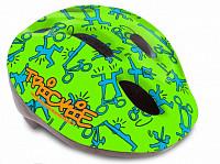 Купить Шлем 8-9090081 с сеточкой Trickie 153 Grn/Blu детский/подр. 8отв. зелено-синий 49-56см (10) AUTHOR - СКИДКА 15%., И-0041870
