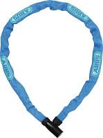 Купить Велозамок ABUS Steel-O-Chain 4804K/75см цепь 4мм, ключ, класс защиты 4/15, 380гр, голубой - СКИДКА 14%., И-0074850