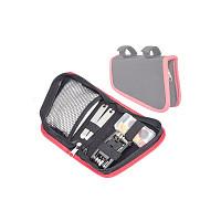 Купить Набор инструментов Kenli KL-9815 монтажки, набор ключей, аптечка, RKLTL9815001., И-0073193
