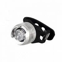 Купить Фара XC-161W передняя мягкое крепление, пластик, серебро RLEXC161WS01., И-0035143
