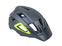 Купить Шлем TRAIL X9 GREY/YELLOW NEON 58-61см AUTHOR - СКИДКА 14%., И-0074616