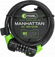 Купить Велозамок Citadel CC 180/10/C/B 730634., И-0060901