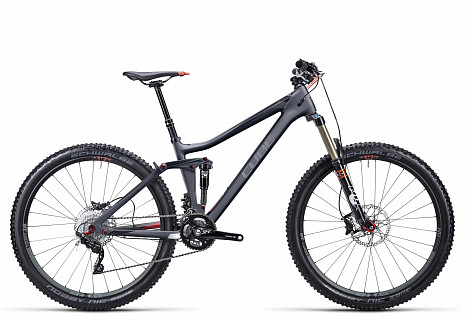 "Велосипед Cube Stereo 140 Super HPC Race 27.5"" 2015"