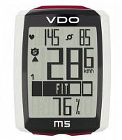 Купить Велокомпьютер VDO M5WL беспроводной 13+3+11 функций 4-3005 - СКИДКА 18%., И-0050435