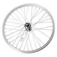 Купить Колесо 20 заднее для велосипедов Pilot-410, Р-310 1-ск., двойной обод алюминий., И-0075082