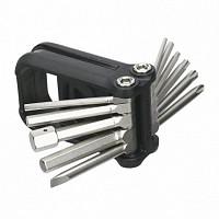 Купить Набор инструментов Syncros Matchbox 12 black., И-0060016