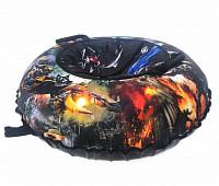 Купить Ватрушка Роботы 100см с сумкой - СКИДКА 17%., И-0062670