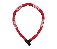 Купить Велозамок ABUS Steel-O-Chain 4804K/75см цепь 4мм, ключ, класс защиты 4/15, 380гр, красный., И-0074851