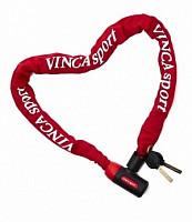 Купить Велозамок GK-101.759 6*1000 мм цепь красный., И-0038175