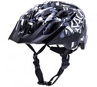 Купить Шлем KIDS CHAKRA YOUTH Pixel Blk 21отв. 52-57см 245г. ЧЕРНЫЕ ПИКСЕЛИ, CF. KALI - СКИДКА 5%., И-0064670