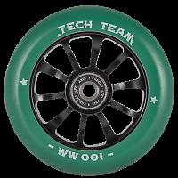 Купить Колесо для трюкового самоката 100мм TECH TEAM Winner., И-0047776