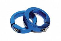 Купить Хомуты для грипс Clarks CLR синие - СКИДКА 18%., И-0037571