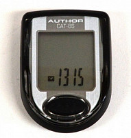 Купить Велокомп. 8-13111055 CAT 8S ф-ций New дизайн карбон-белый (10) AUTHOR - СКИДКА 27%., И-000011915