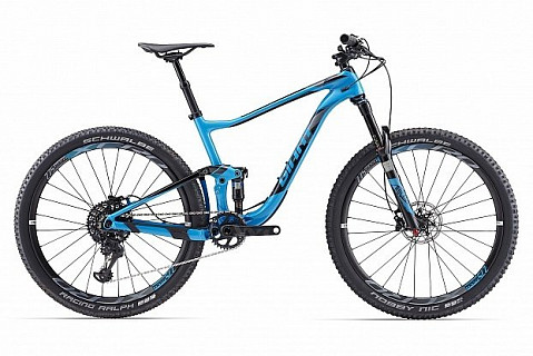 Велосипед Giant Anthem Advanced 0 2017