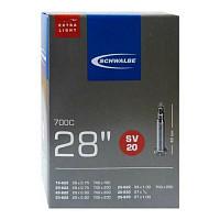 Купить Камера SCHWALBE 28 /700 спорт 05-10426343 SV20 EXTRA LIGHT (18/25-622/630) IB 40mm. - СКИДКА 16%., И-0067634