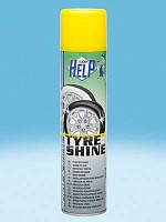 Купить Восстановитель цвета шин (черный) HELP 400 мл. - СКИДКА 19%., И-0037600
