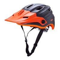 Купить Шлем ENDURO/MTB MAYA2.0 12отв. Mat Gnm/Org L/XL 60-63см. матовый серый, LDL, CF+. KALI - СКИДКА 10%., И-0068279