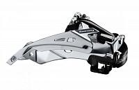 Купить Переключатель передний Shimano Tourney TY710-2, 2x7/8ск, универсальная тяга, универсальный хомут, для 46T, EFDTY7102TS., И-0074629