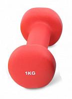 Купить Гантель неопреновая IRON PEOPLE IR92004 1,0 кг., И-0068365