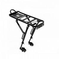 Купить Багажник алюм. крепление на перо велосипеда 26 -28 , с приж.лапкой H-AL 18., И-0036414