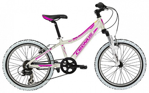 "Велосипед Cronus Best Mate 20"" Girl 2014"