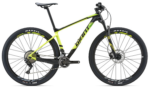 Велосипед Giant XTC Advanced 29er 2GE 2018