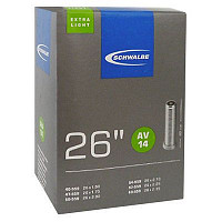Купить Камера SCHWALBE 26 авто 05-10424340 AV14 EXTRA LIGHT (40/60-559) IB AGV 40mm. - СКИДКА 16%., И-0067613