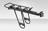 Купить Багажник 20 -28 BLF-H3 консольный регулируемый Alu Black., И-0037572