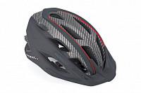 Купить Шлем 8-9001443 спорт. 2 козырька Root 141 Blk 21отв. INMOLD/EPS/поликарб. черный 59-61см AUTHOR - СКИДКА 38%., И-0026870
