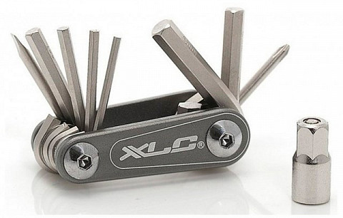 Инструменты XLC Multitool 'Nano'nine parts, SB-Plus TO-M08
