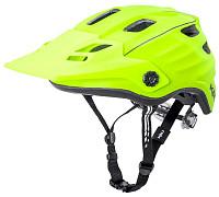 Купить Шлем ENDURO/MTB MAYA2.0 REVOLT Mat Fluo Yiw/Blk 12отв. KALI - СКИДКА 6%., И-0060501