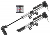 Купить Насос Stels ZF-024A ручной алюминиевый с манометром., ОПТ00001840