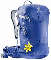 Купить Рюкзак DEUTER Freerider 24 SL indigo 3303117/3049 - СКИДКА 12%., И-0055907