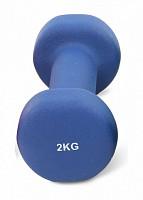 Купить Гантель неопреновая IRON PEOPLE IR92004 2,0 кг., И-0068391